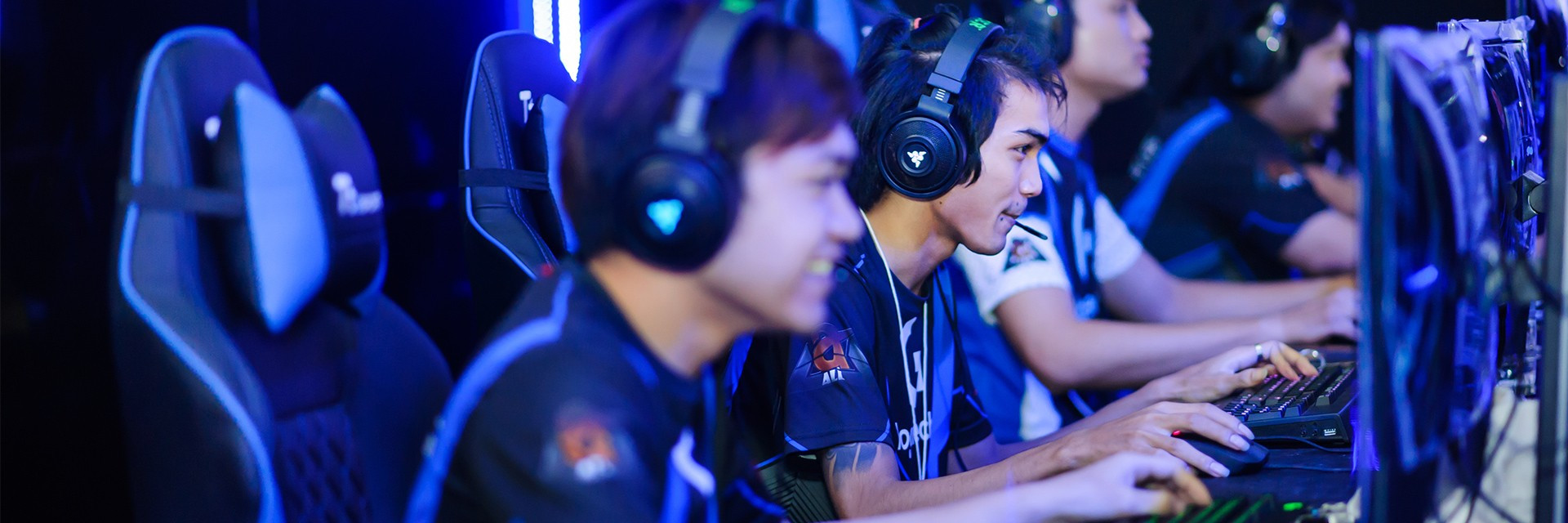 Esports is featuring as a demonstration sport at the 2017 Asian Indoor and Martial Arts Games ©Ashgabat 2017