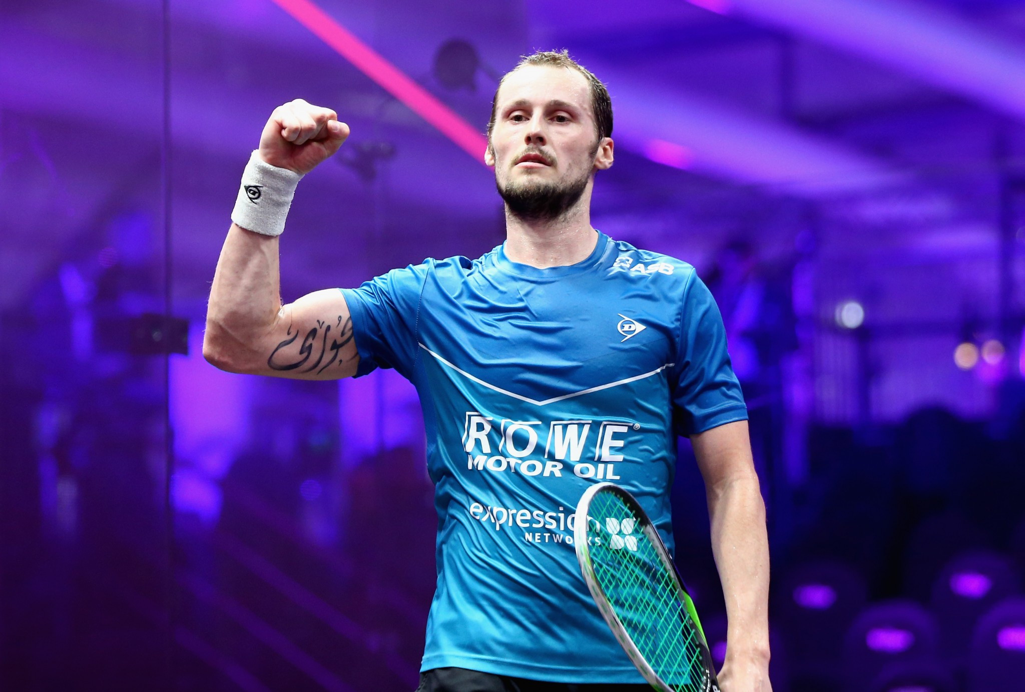 World number one Gregory Gaultier has won everything in the sport apart from the Men's World Team Championships as France look to bounce back from two final losses ©Getty Images