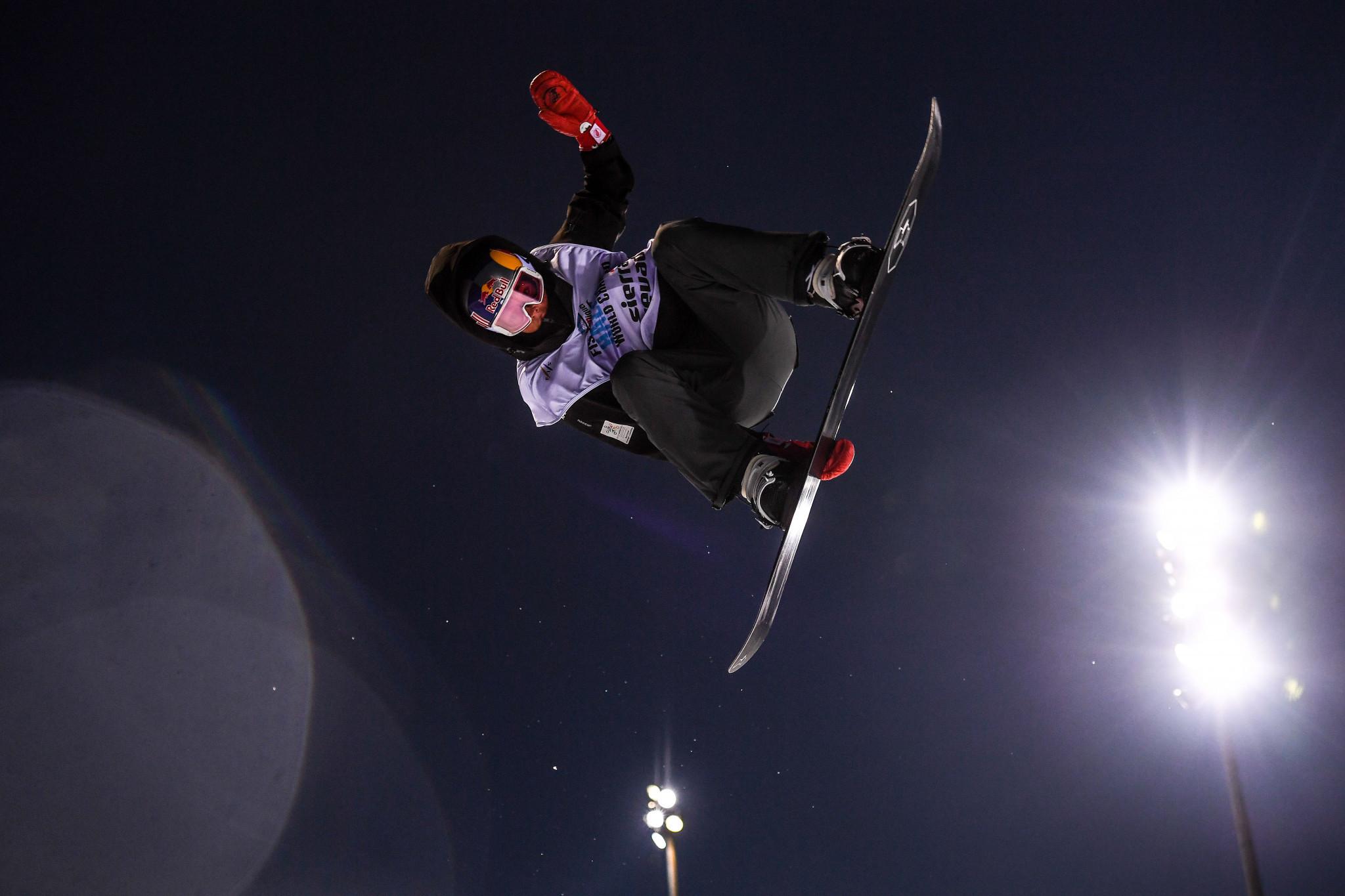 Australian James promises new tricks in bid for Pyeongchang 2018 glory