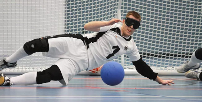 Germany, Ukraine and Belgium make strong starts at IBSA Goalball European Championships