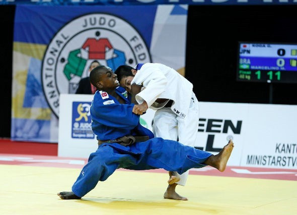 Son of Olympic champion wins IJF Cadet World Championships gold medal
