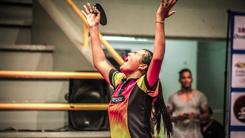 Diaz and Calderano earn ITTF Pan American Championships singles crowns