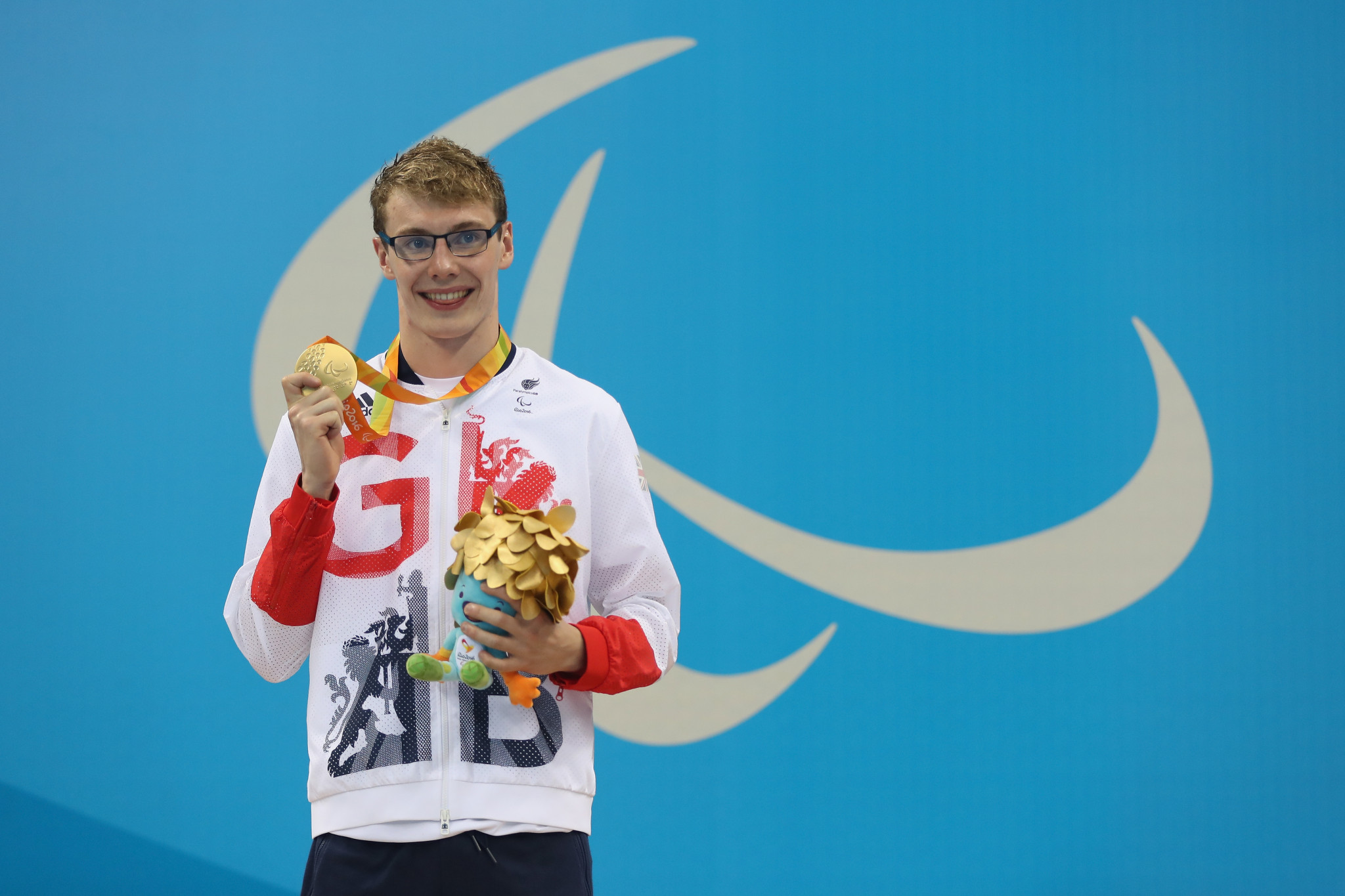 Britain's reigning Paralympic champion Matthew Wylie is among other candidates ©Getty Images