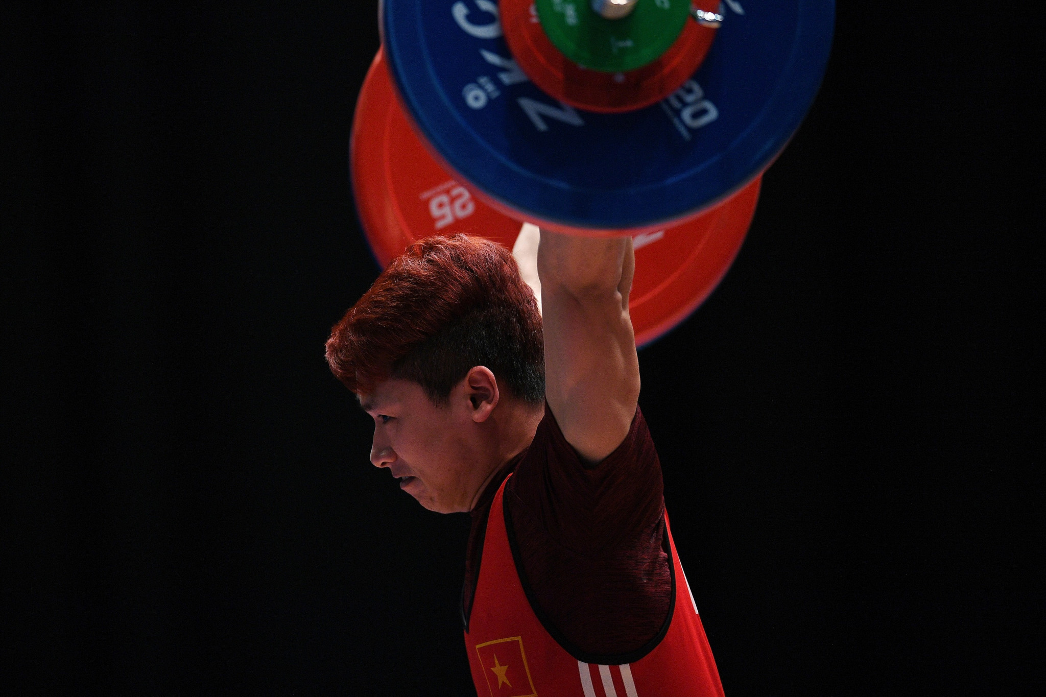 b78ccbb66e57b1 China s Liao strikes weightlifting gold on day four of Ashgabat 2017