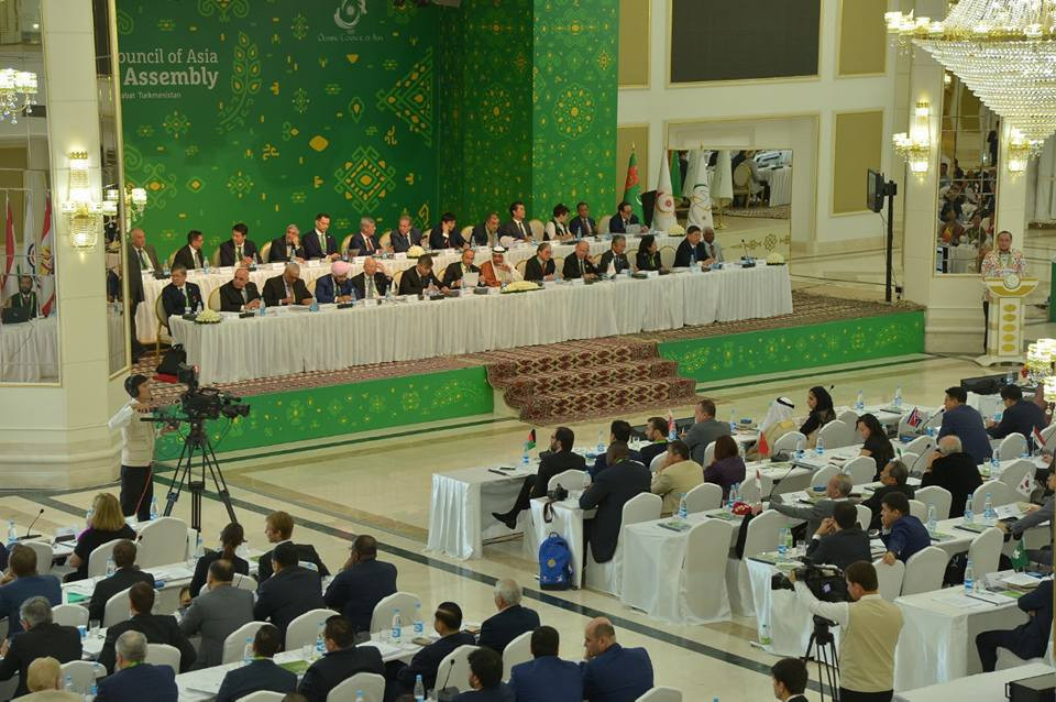 The OCA General Assembly took place at the Mizan Hotel outside the Olympic Complex ©OCA
