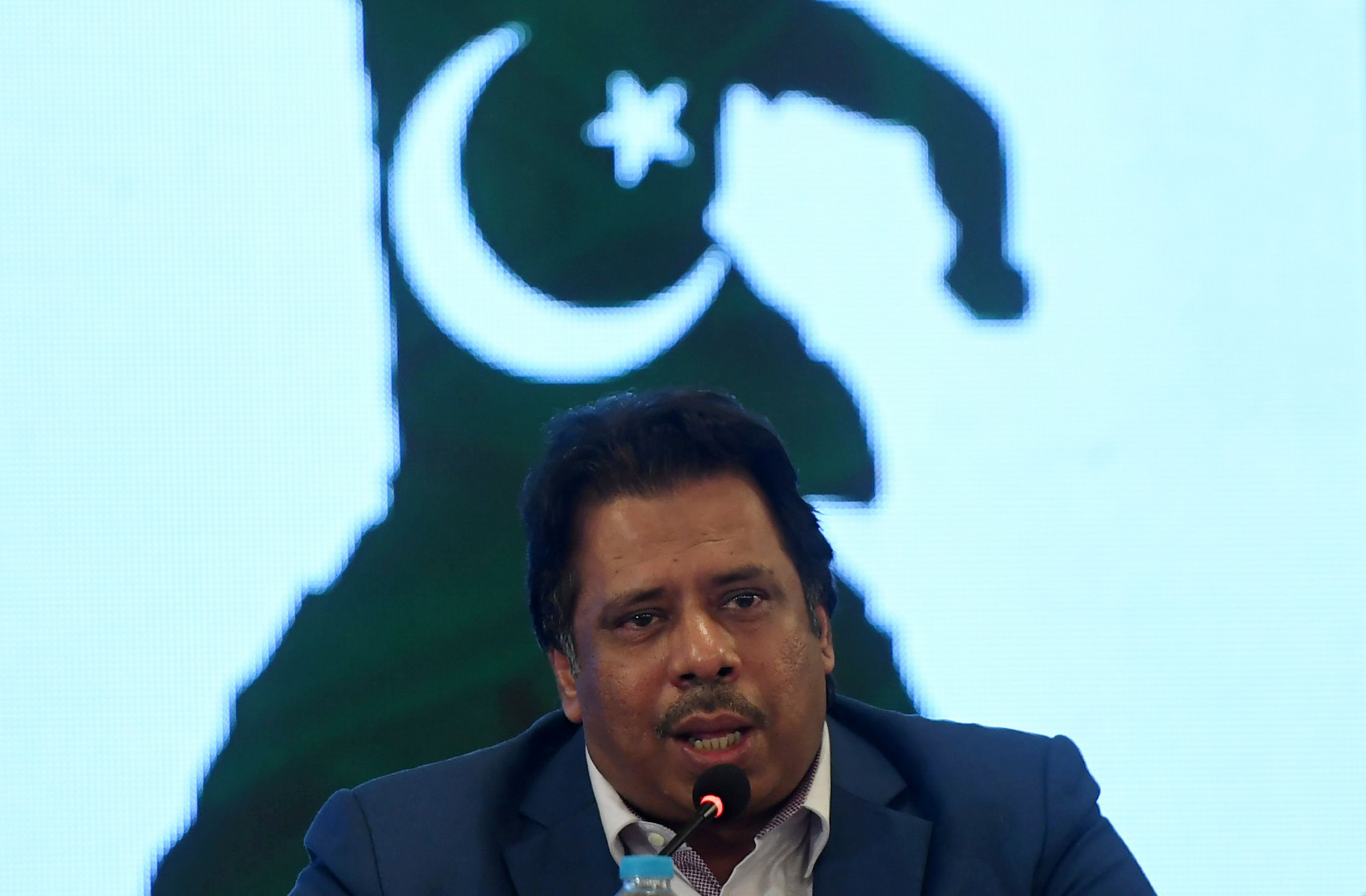 Pakistan has produced squash legends such as  Jahangir Khan ©Getty Images