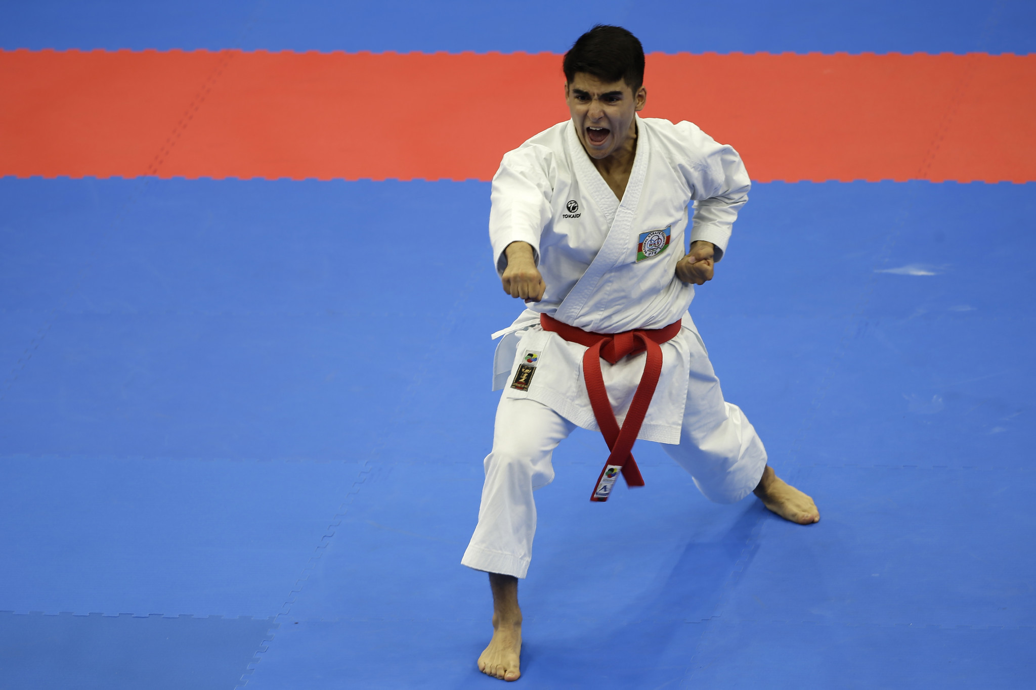 A project to modify kata rules has been ongoing ©Getty Images