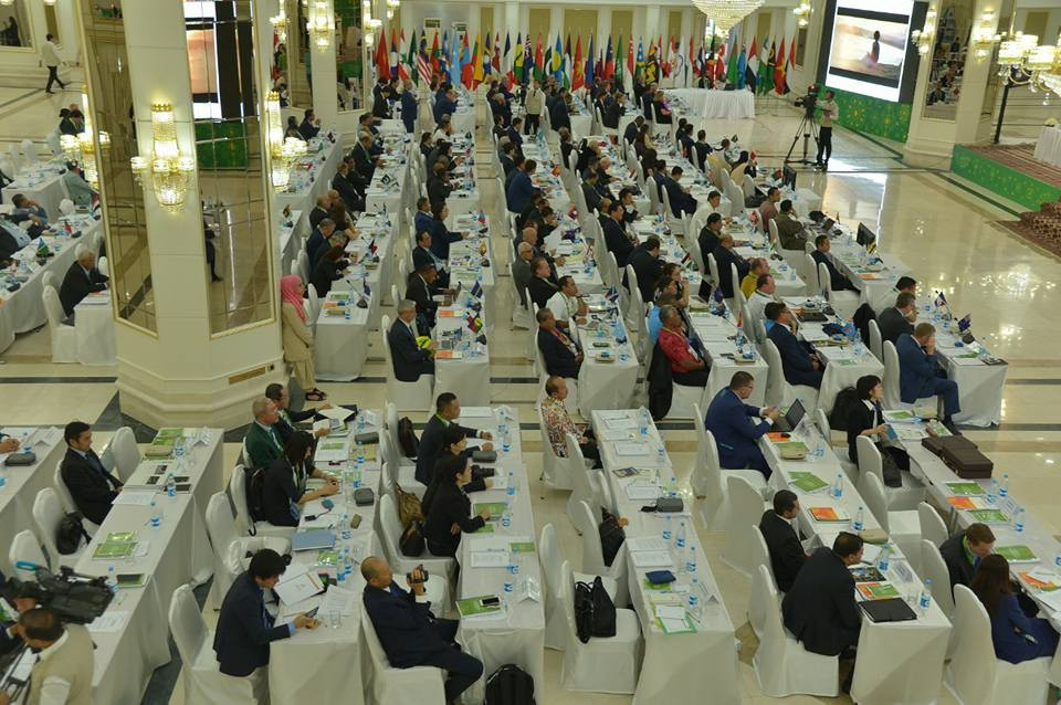 Delegates from across Asia and Oceania attended the OCA General Assembly ©OCA