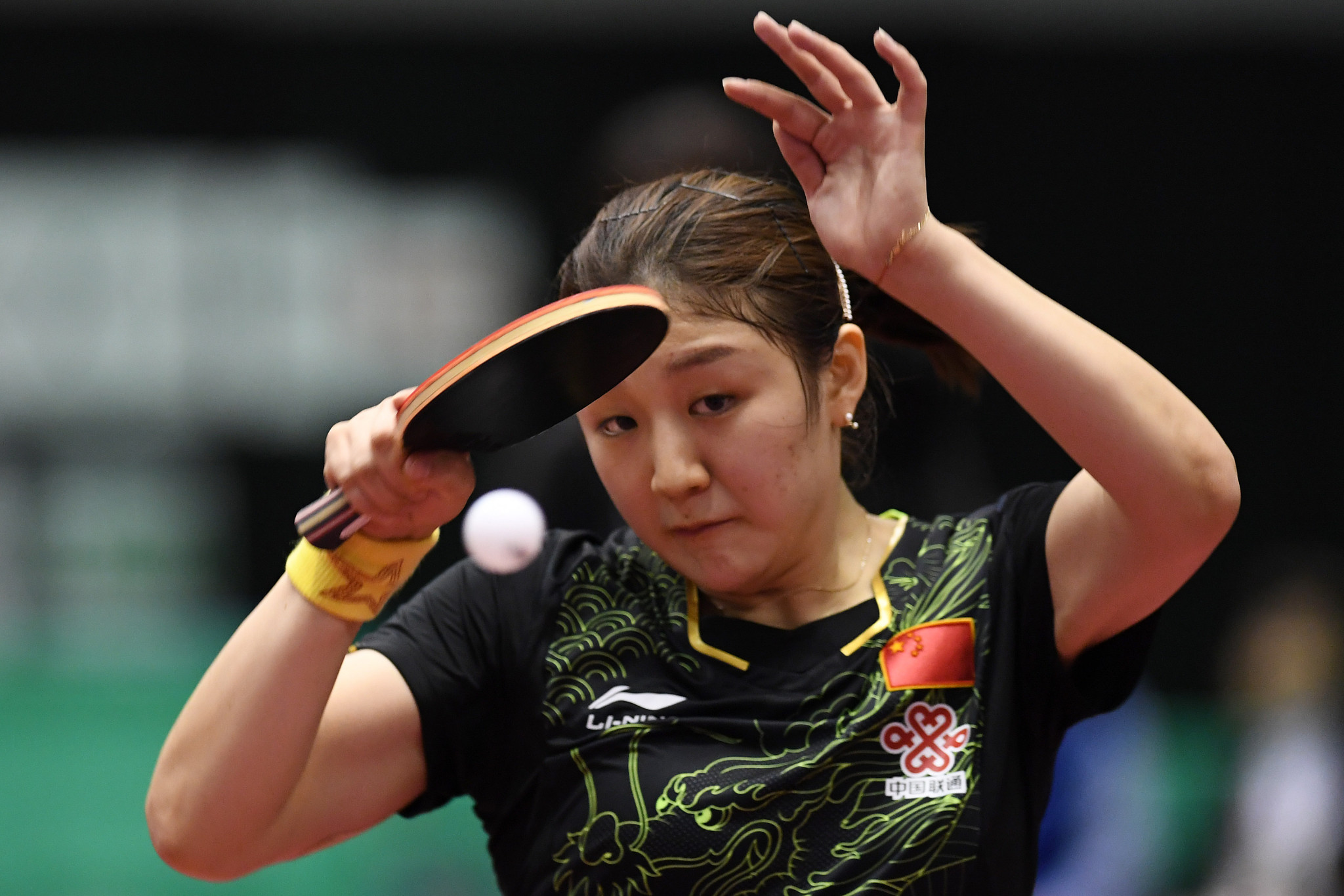 Chen aiming for third title of the season at ITTF Austrian Open