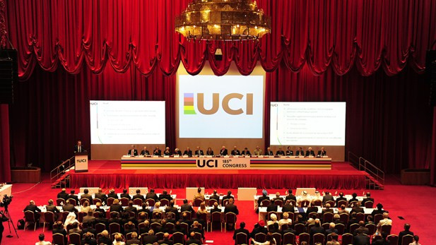 Cookson and Lappartient make final pitch to voting delegates on eve on UCI Presidential election
