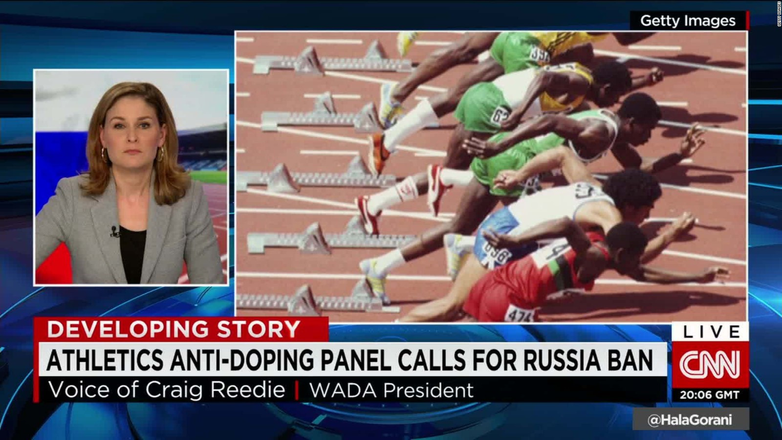 RUSADA director general Yury Ganus has promised that they are working hard to be declared compliant by WADA at its next Foundation Board meeting in Seoul in November ©CNN