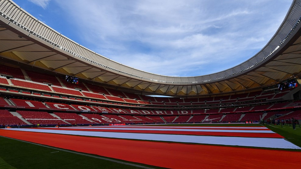 UEFA award 2019 Champions League final to new Atlético Madrid stadium
