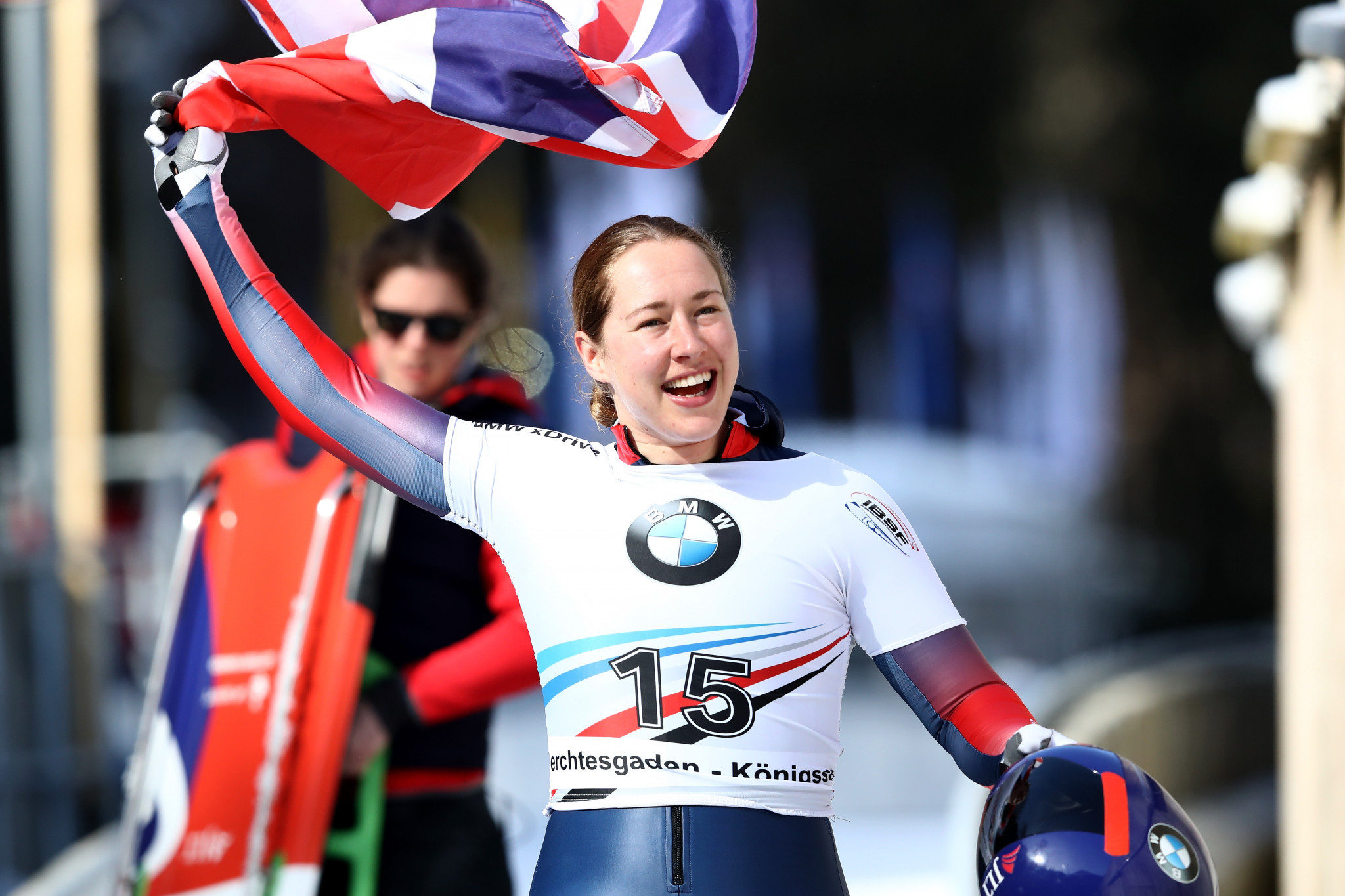 Olympic skeleton champion slams BBSA over women's funding cuts