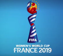 Emblem and slogan for the 2019 FIFA Women's World Cup revealed