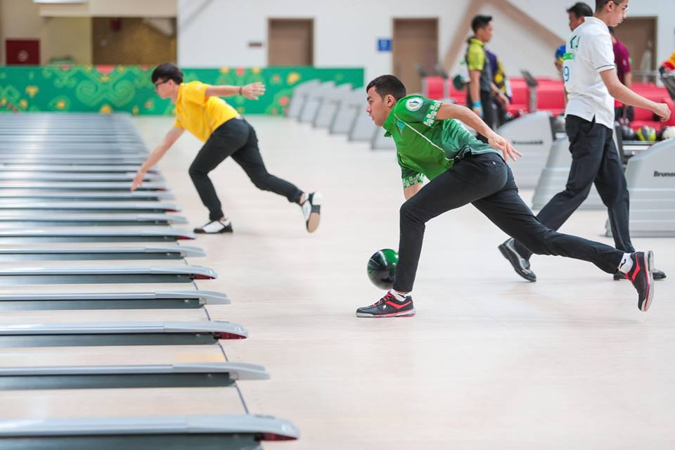 Bowling is among sports in which competition has begun today at Ashgabat 2017 ©Ashgabat 2017