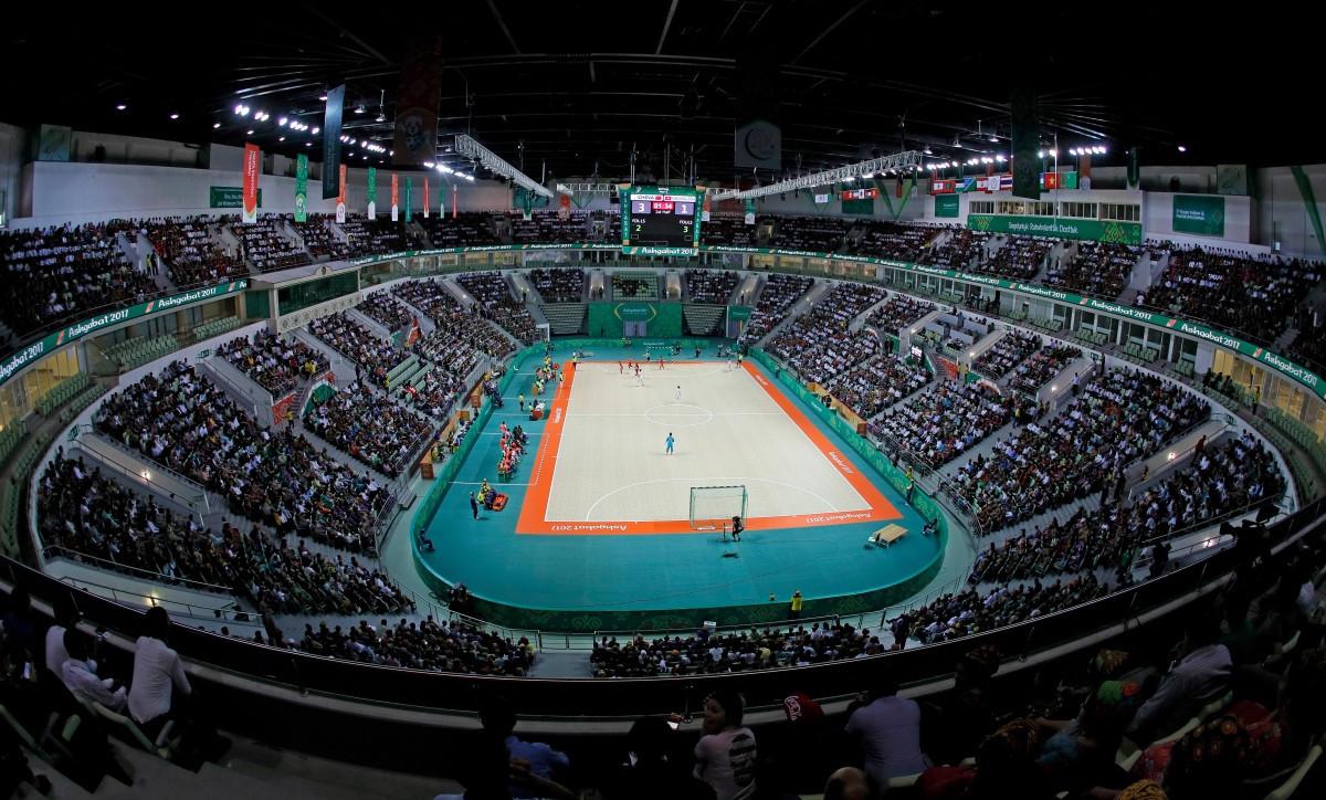 Futsal competition at Ashgabat 2017 ©Ashgabat 2017