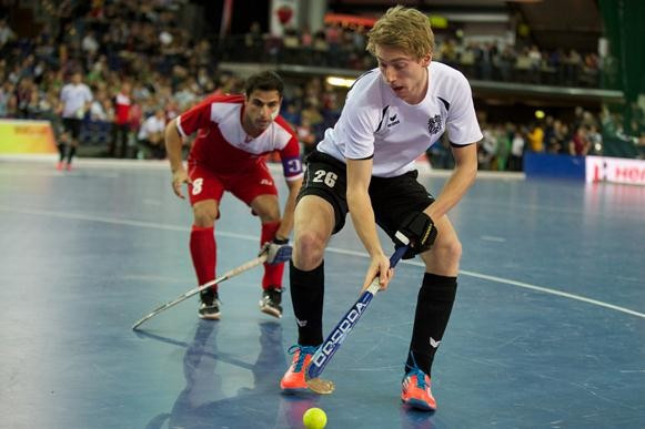 The best indoor sides in the world will gather in Berlin in February ©FIH