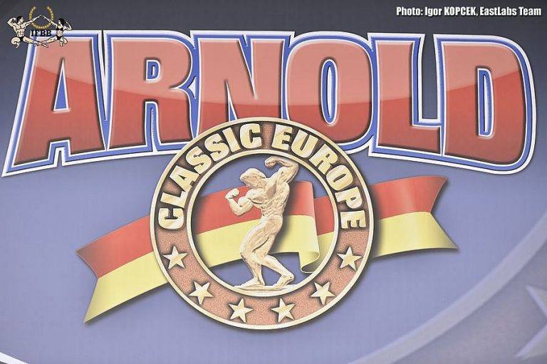 Bodybuilders gear-up for Arnold Classic Europe Amateur