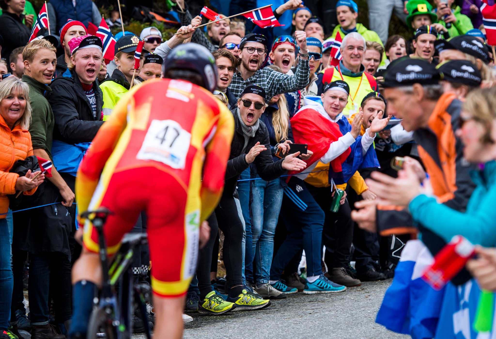 Innsbruck reveal courses for 2018 UCI Road World Championships