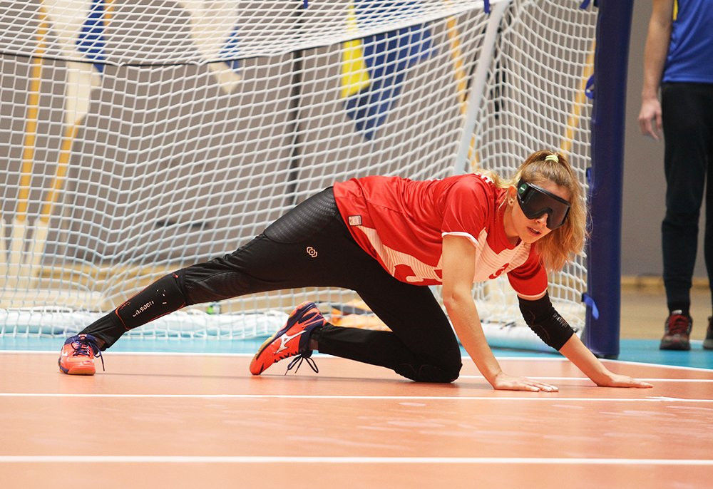 Title holders through to final of IBSA Goalball European Championships