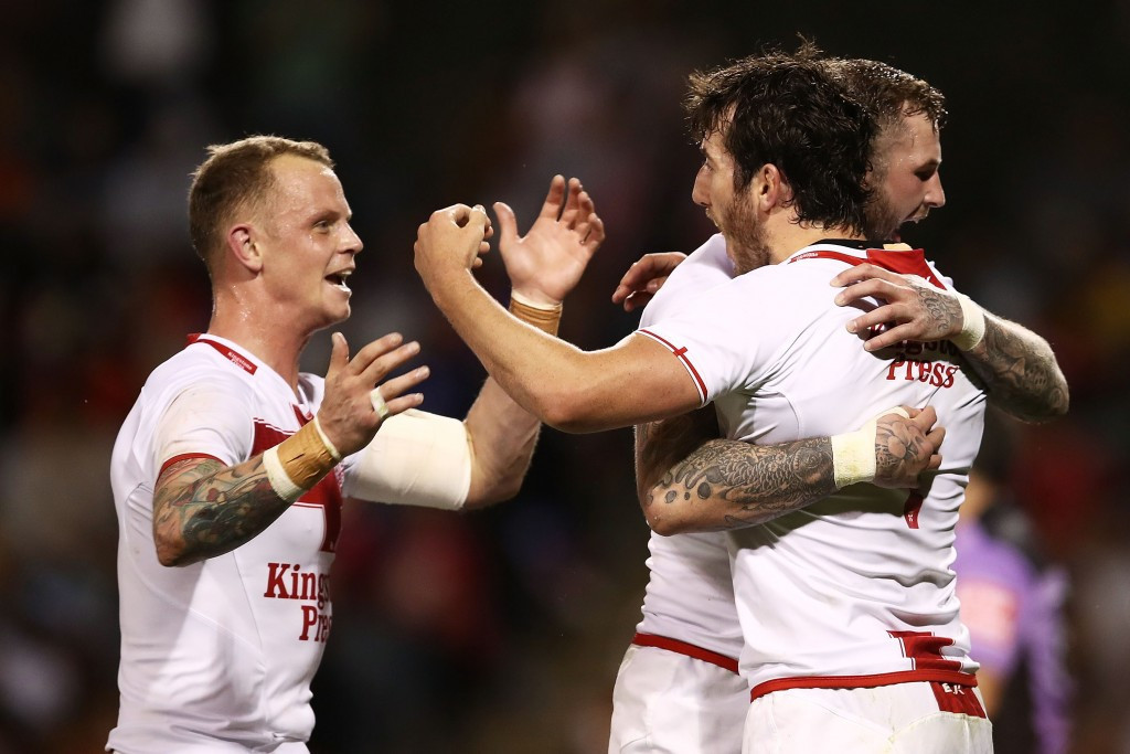 England was among four European nations which was represented at a rugby league coaching course in Cardiff  ©Getty Images