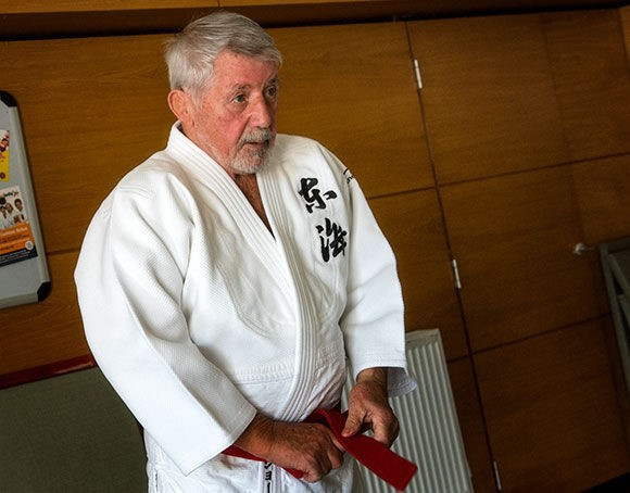 International Judo Federation release video on Scottish legend Kerr