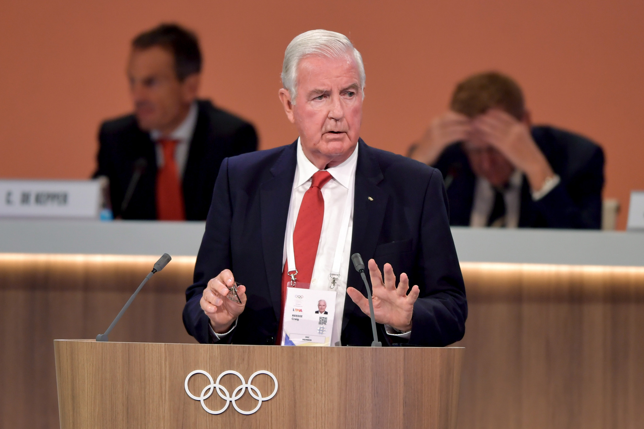 Exclusive: WADA set to face criticism at Paris meeting from Governments over criticism of NADOs