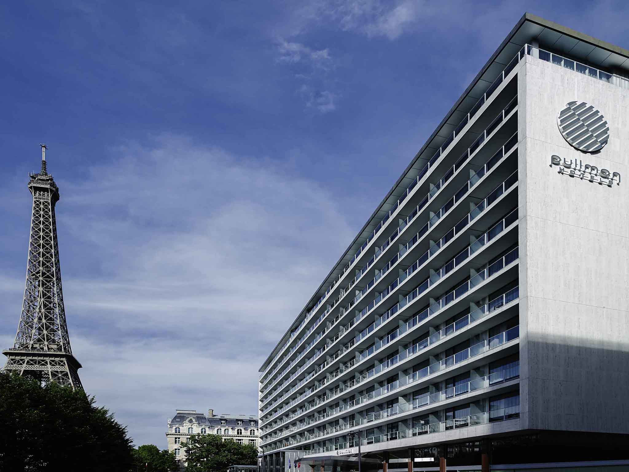 The WADA Executive Committee meeting is due to take place at the Pullman Hotel in Paris on Sunday ©AccorHotels