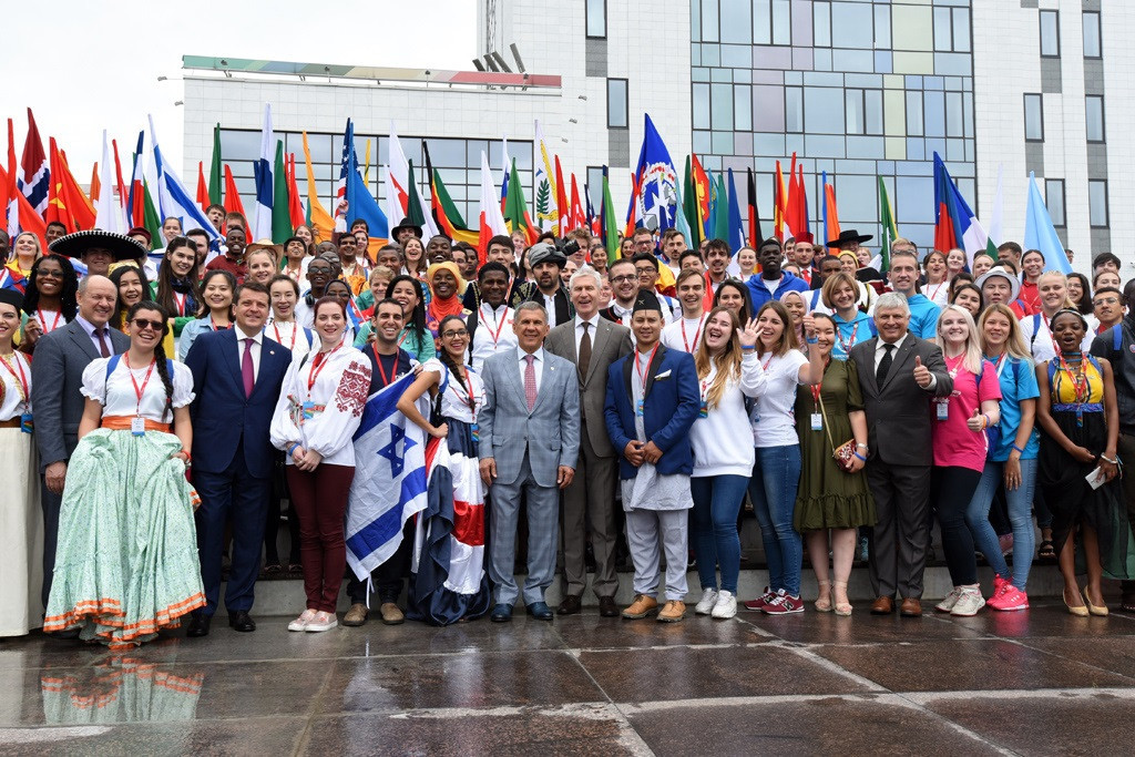 "FISU President declares second International Day of University Sport a ""great success"""