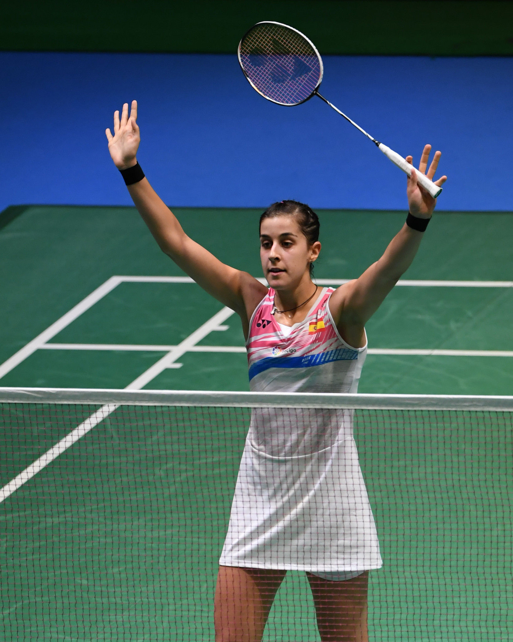 World number one ousts double Olympic champion at BWF Japan Open