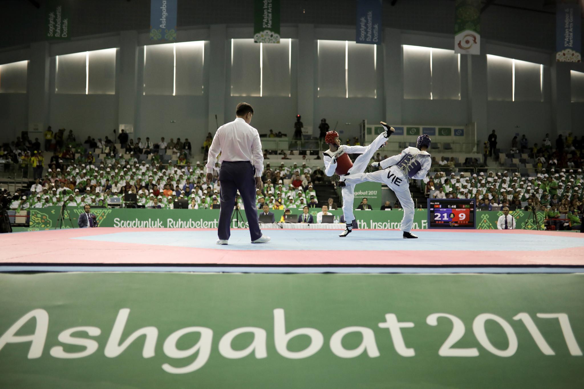 Salahshouri caps off impressive taekwondo campaign for Iran on day seven of Ashgabat 2017