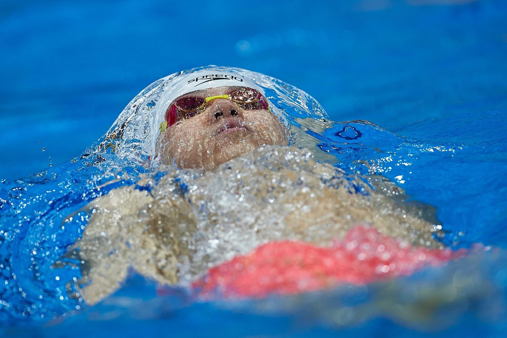 China's Qin Haiyang was among the gold medallists after winning the men's 200 metres individual medley final in a Games record time ©Ashgabat 2017/Facebook