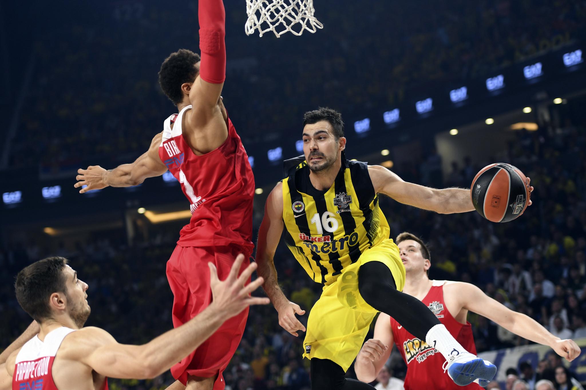 FIBA has criticised the ECA for the Euroleague calendar ©Getty Images