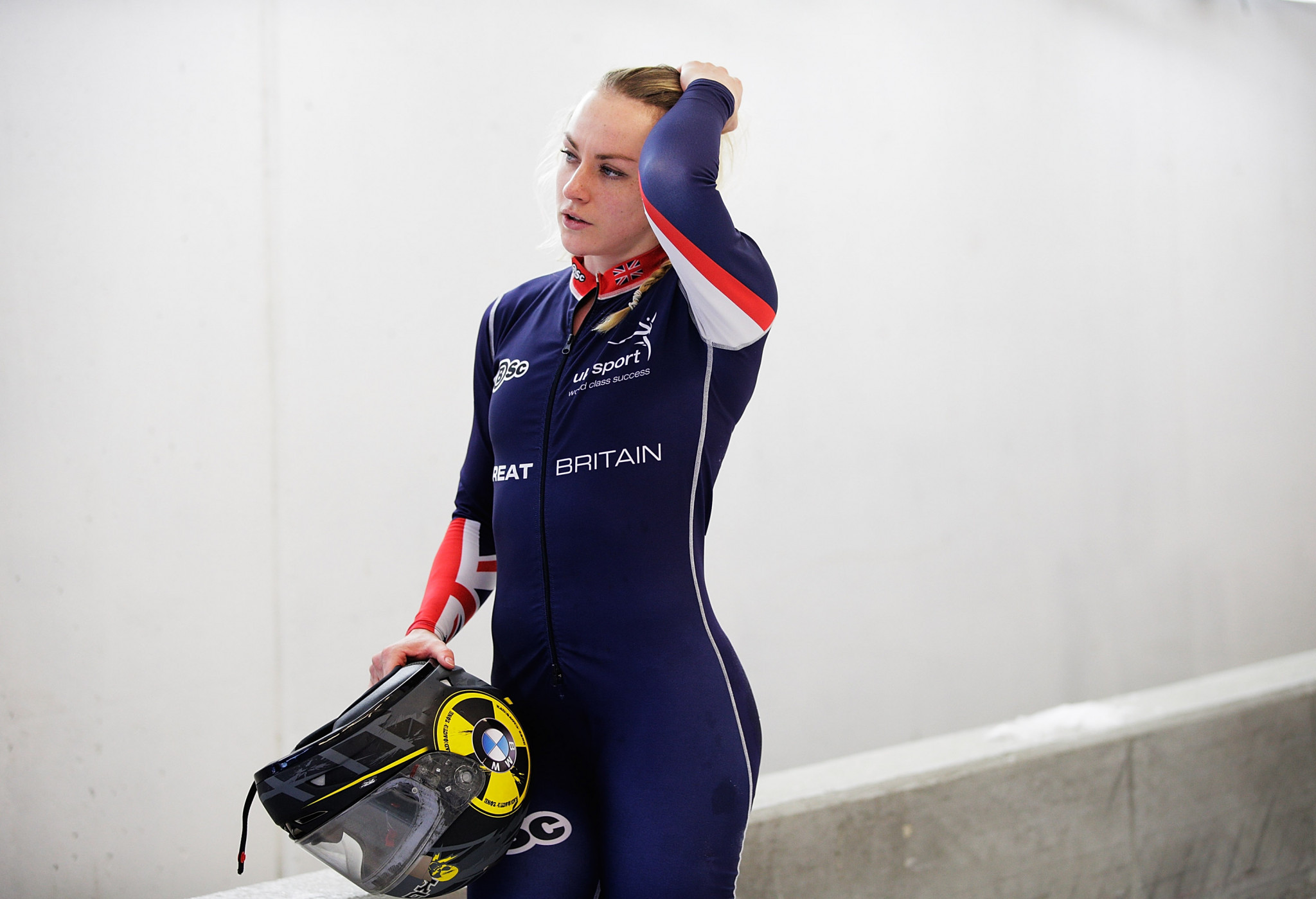 Britain's Mica McNeill needs to compete in this season's World Cup to secure her place at Pyeongchang 2018 ©Getty Images