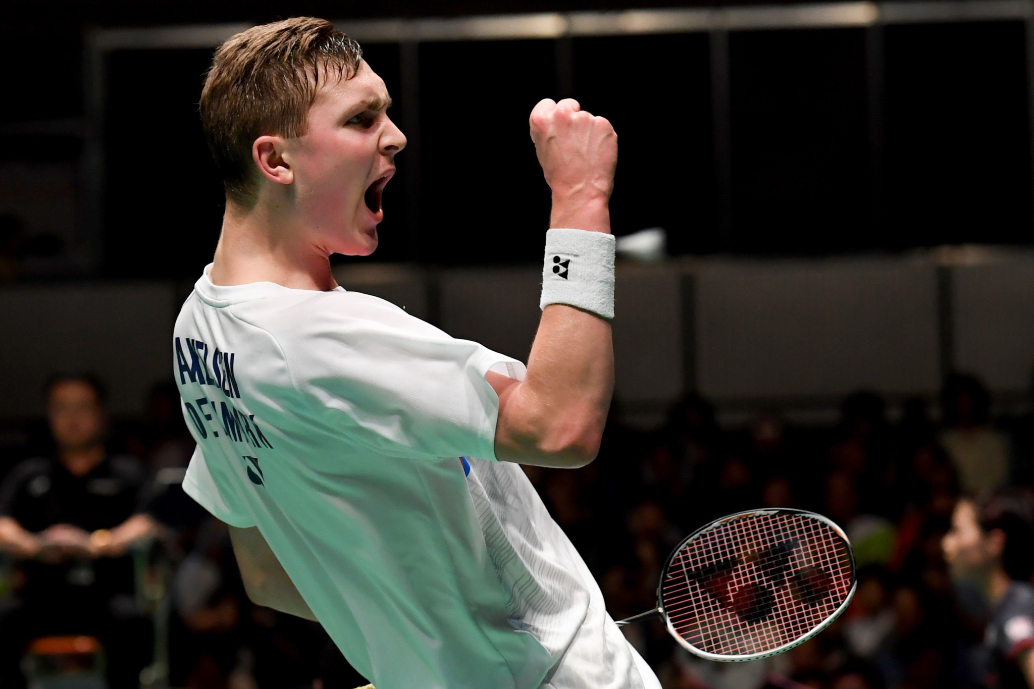 Axelsen eliminates world number one to reach BWF Japan Open final