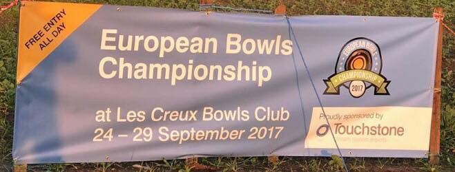 England aiming for third title in a row at European Bowls Team Championships