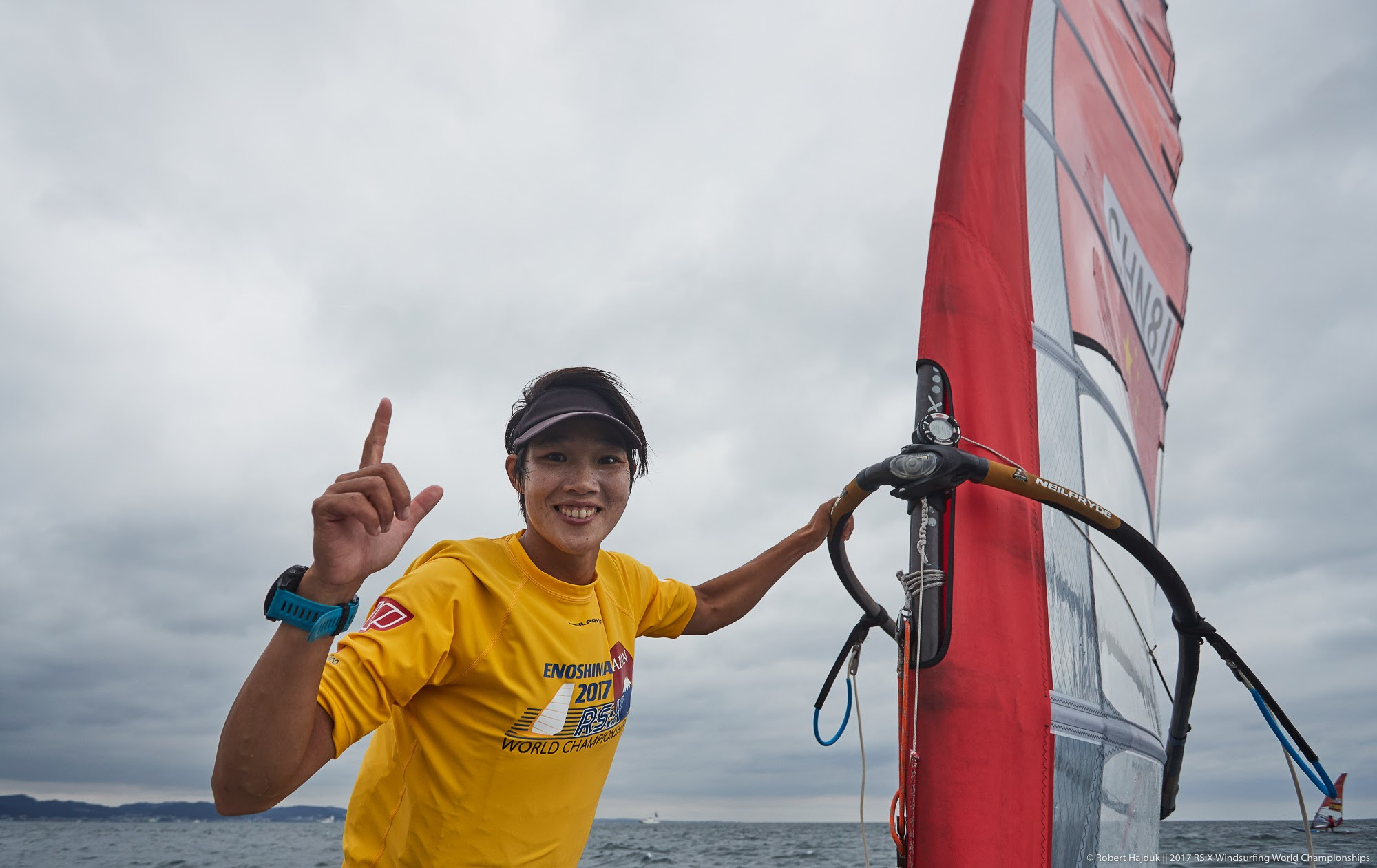 China dominate medal standings at conclusion of RS:X Windsurfing World Championships