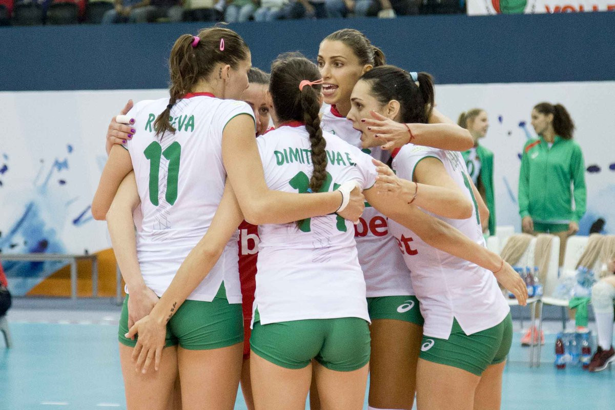 Bulgaria clinch thrilling victory at Women's European Volleyball Championships