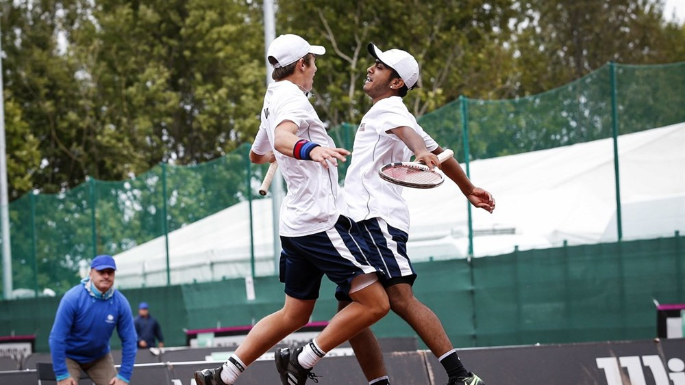 Finalists confirmed for Junior Davis Cup and Fed Cup tournaments