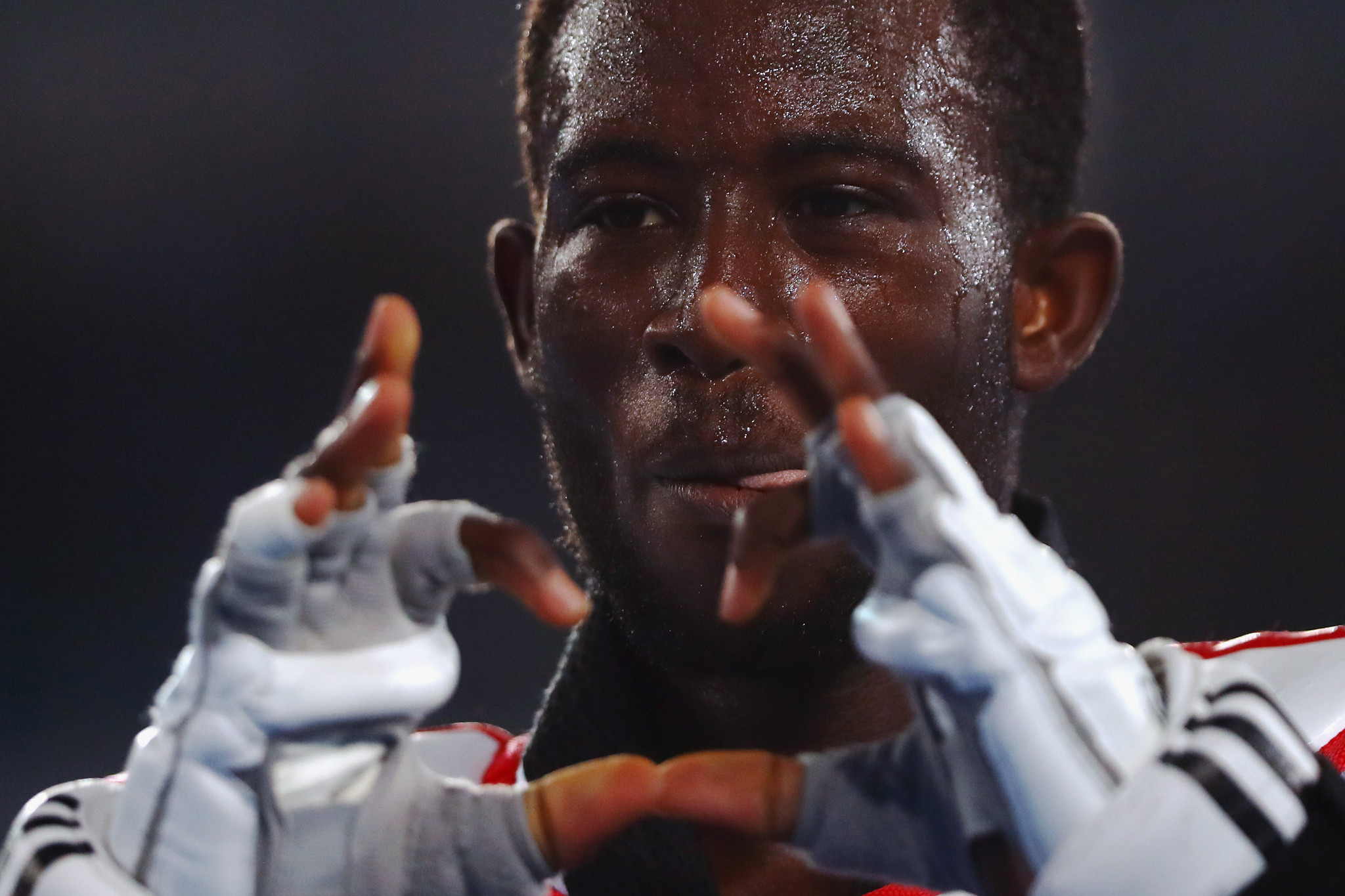 "Olympic champion Cissé ""satisfied"" with retaining African Games taekwondo crown"