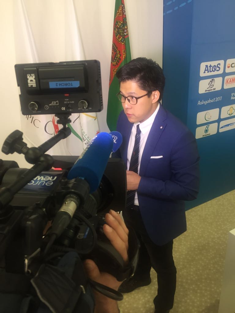 Kenneth Fok targeted International Olympic Committee recognition for esports following his election as the President of the sport's Asian governing body ©OCA