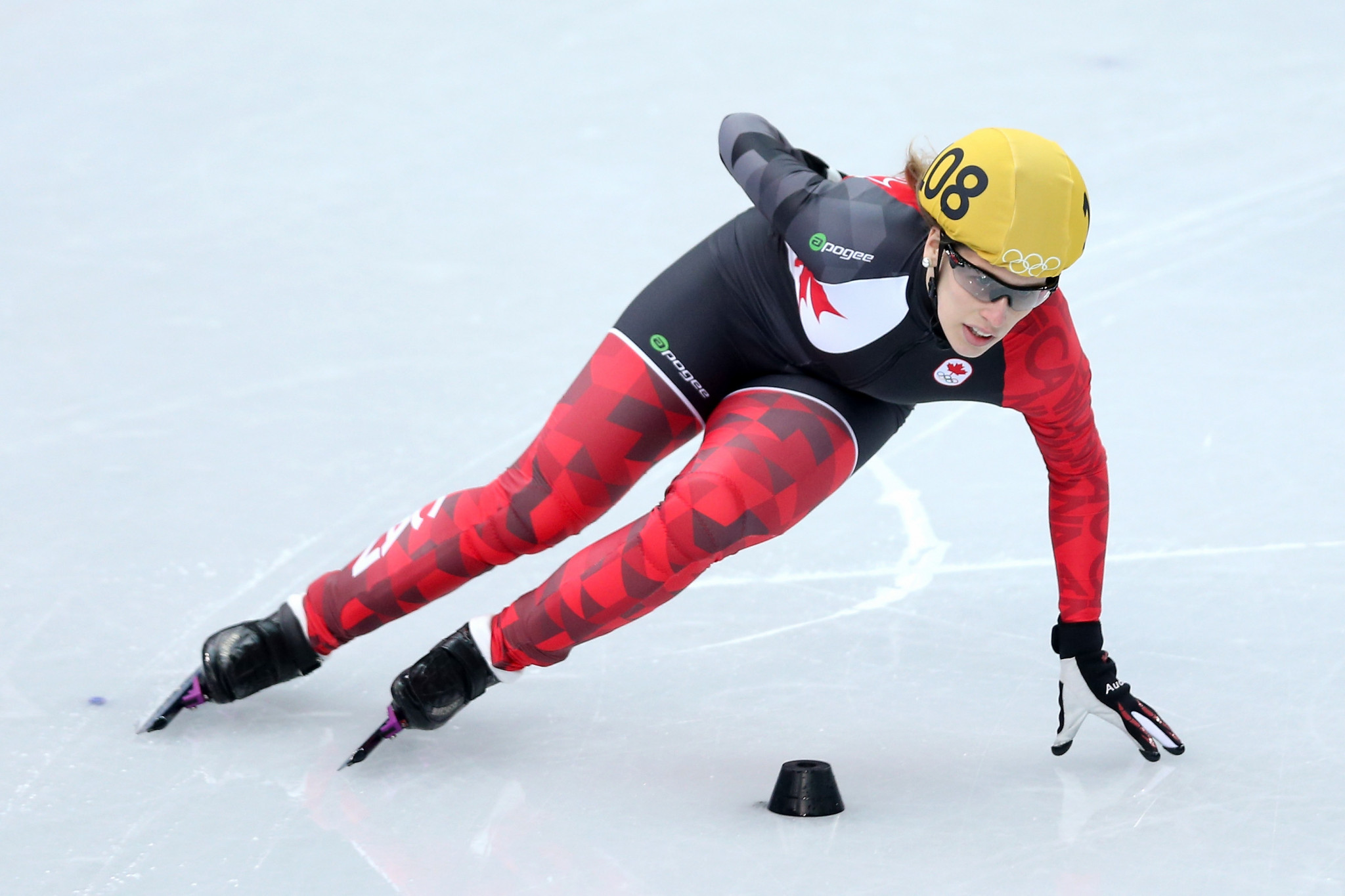 Sébastien Cros will look to develop the next generation of short track skating in Canada ©Getty Images