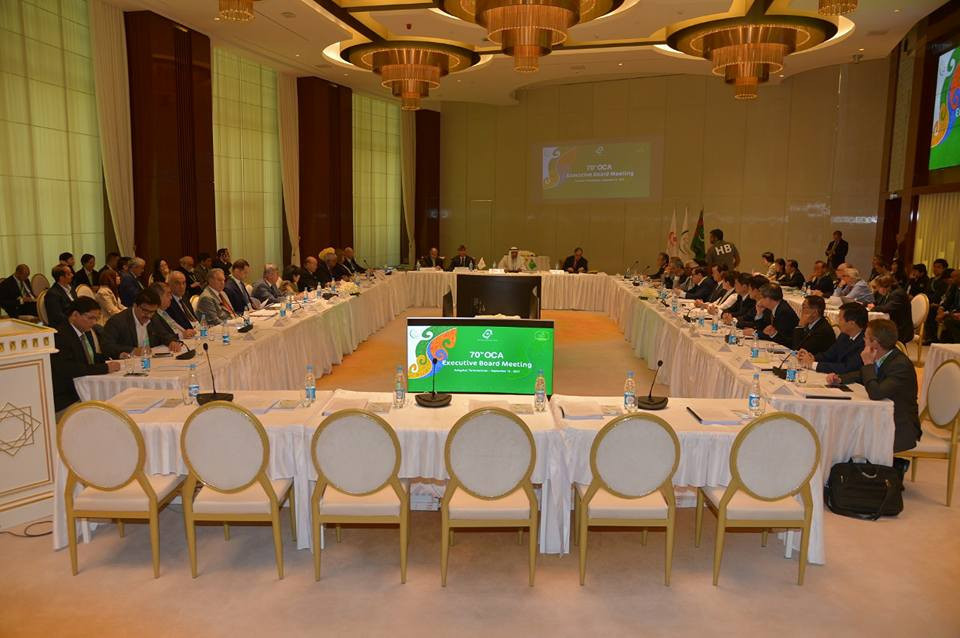 A 40-sport and 462-event programme was given final approval for the 2018 Asian Games by the OCA ©Minjae Kim/Facebook