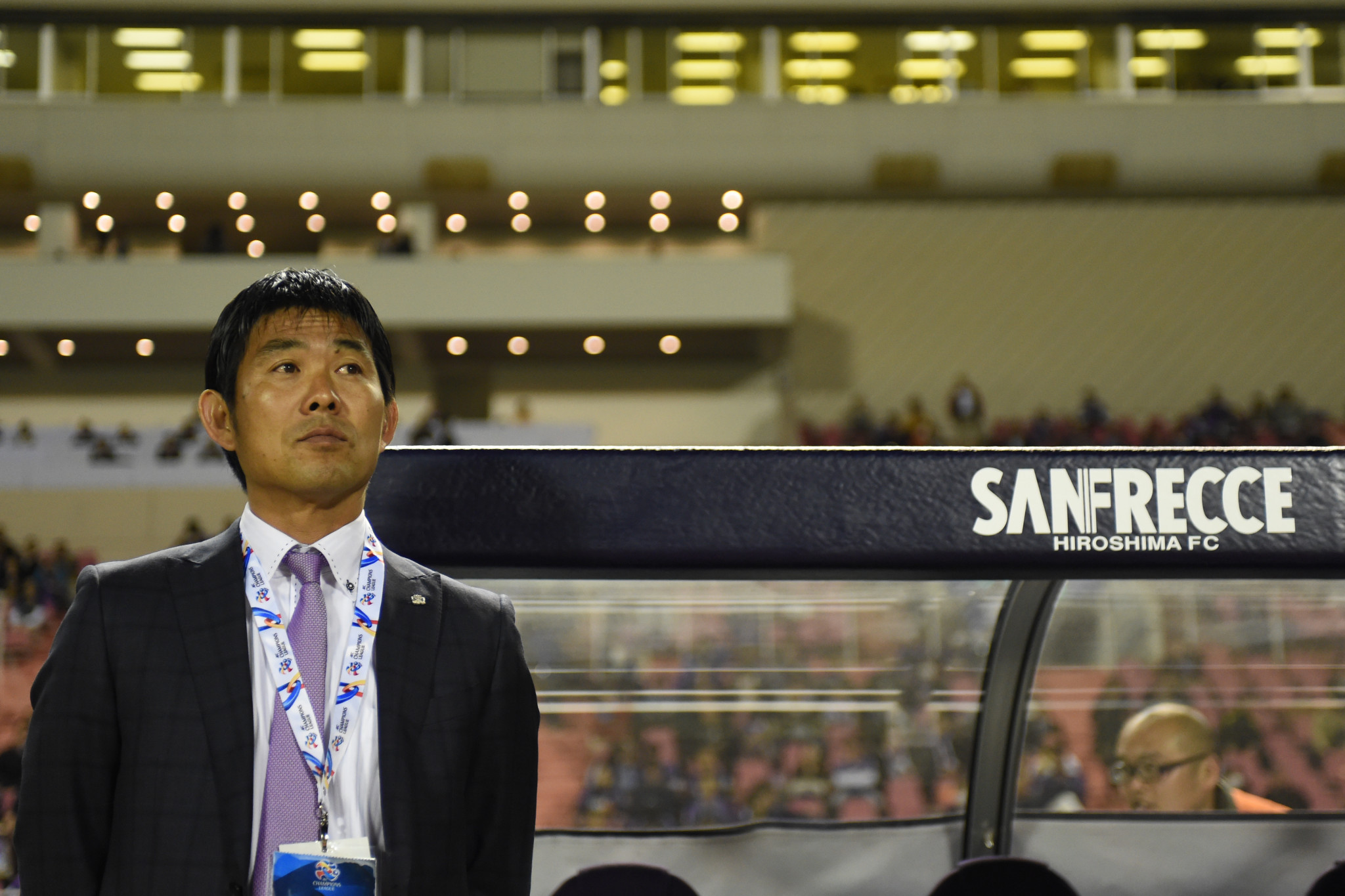 Hajime Moriyasu could lead Japan's men's football team at Tokyo 2020 ©Getty Images