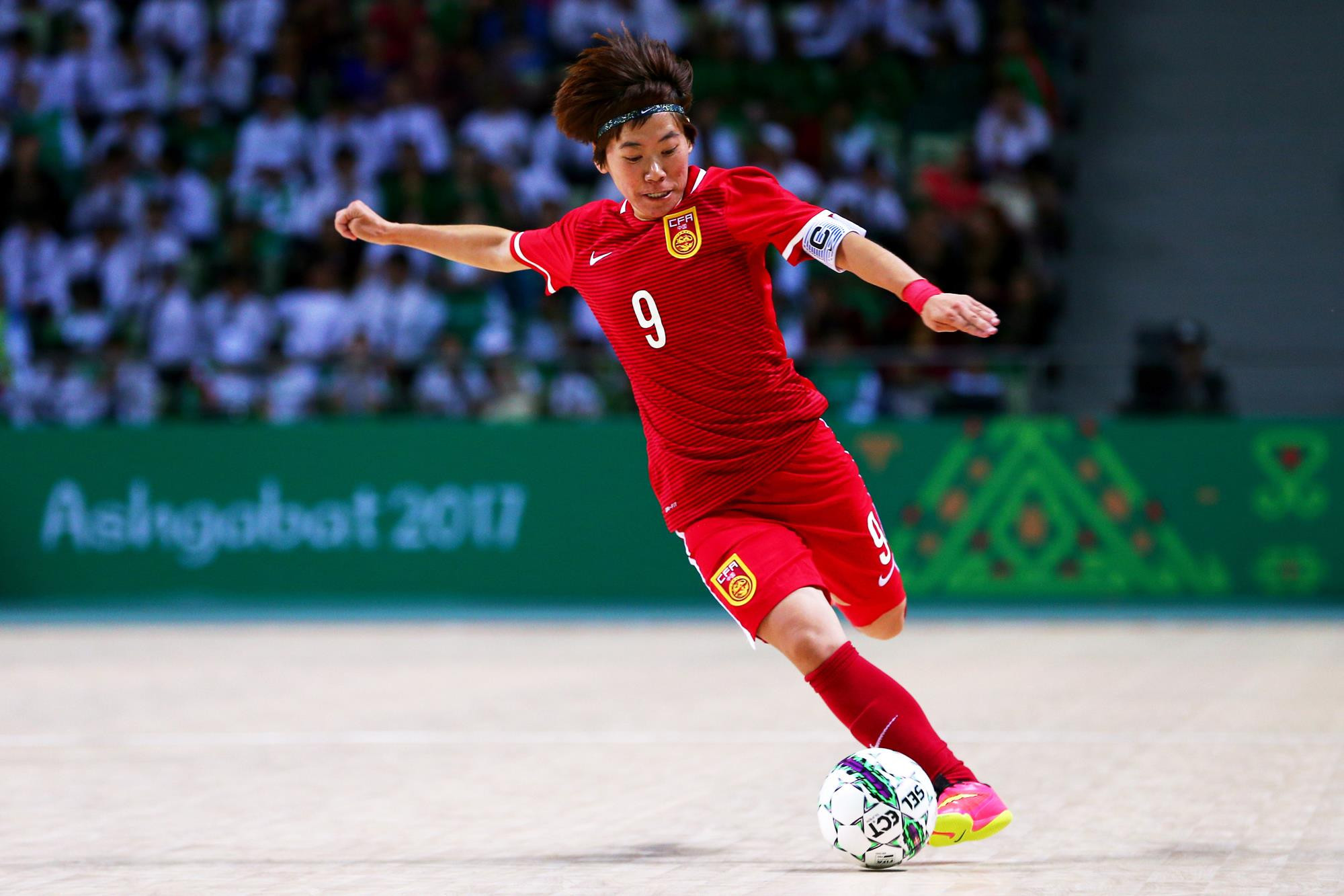 China lost 4-1 to Thailand in the semi-finals of the women's futsal competition ©Ashgabat 2017/Facebook