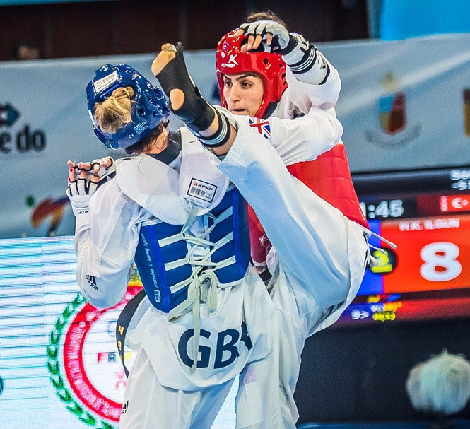 Ilgun defeats double Olympic champion Jones to win World Taekwondo Grand Prix gold