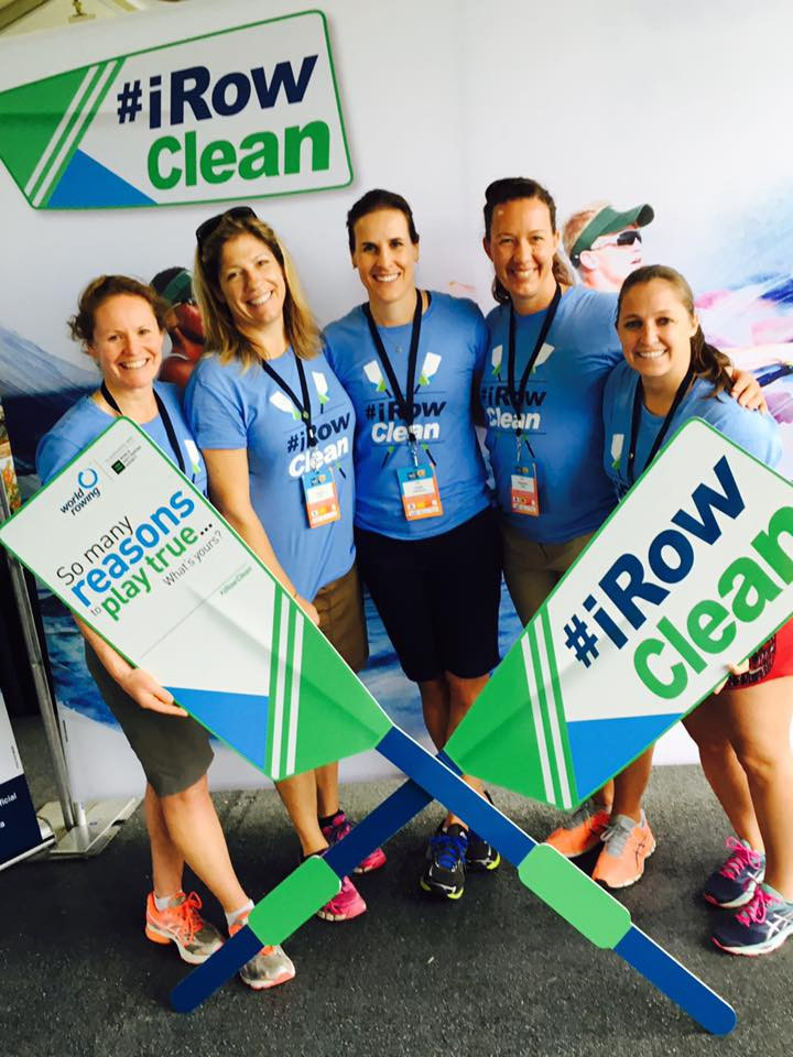 Athlete education, like at the World Rowing Championships currently taking place in Sarasota-Bradenton in Florida, is an important part of WADA's core activities but they want to raise extra funds to deliver more services ©WADA