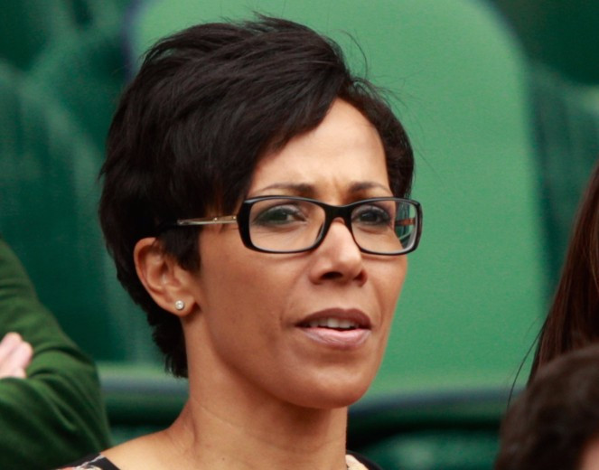 Dame Kelly Holmes has spoken of how she self-harmed when she feared injuries would end her athletics career ©Getty Images