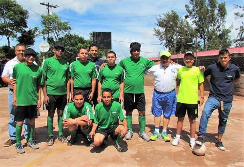 Guatemala to host Blind Football Central American Championships