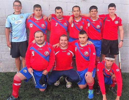 Costa Rica has a strong record in friendly tournaments and will be one of the teams to beat in Guatemala ©IBSA